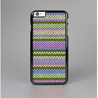 The Colorful Knit Pattern Skin-Sert Case for the Apple iPhone 6