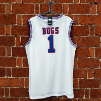 Bugs Bunny Space Jam Tune Squad Basketball Jersey