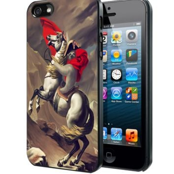 Sloth Napoleon Riding a Horse Samsung Galaxy S3 S4 S5 S6 S6 Edge (Mini) Note 2 4 , LG G2 G3, HTC One X S M7 M8 M9 ,Sony Experia Z1 Z2 Case