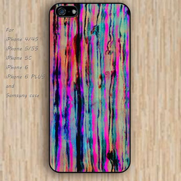 iPhone 6 case Abstract ink painting wood iphone case,ipod case,samsung galaxy case available plastic rubber case waterproof B221
