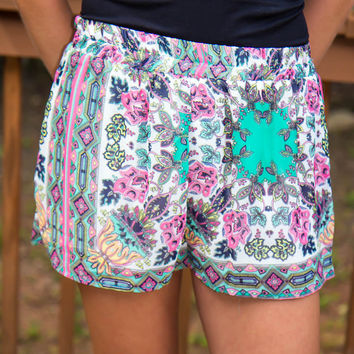 Wild Child Shorts - Final Sale