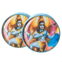 Shiva BMA Plugs (6mm-25mm)