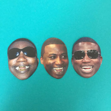 Gucci Mane Sticker Set