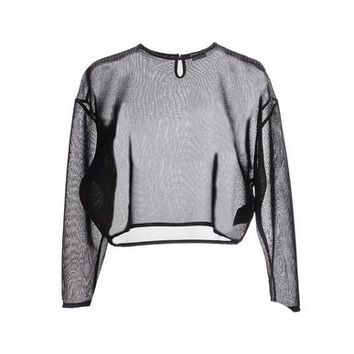 SOLD OUT Saint Laurent Sweater - Women Saint Laurent online on YOOX Mexico - 38565391EE