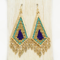 Tamina Beaded Earrings
