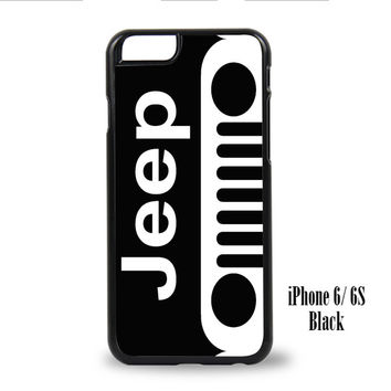 Jeep Wrangler for iPhone 6, iPhone 6s, iPhone 6 Plus, iPhone 6s Plus Case