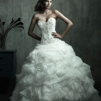 Allure Couture Wedding Dresses - Style C170