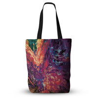 "Mary Bateman ""Passion Flowers II"" Everything Tote Bag"
