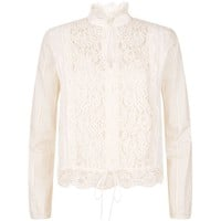 See By Chloé Tudor Blouse | Harrods.com
