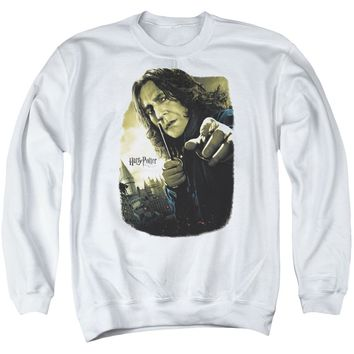 Harry Potter - Snape Poster Adult Crewneck Sweatshirt Officially Licensed Apparel