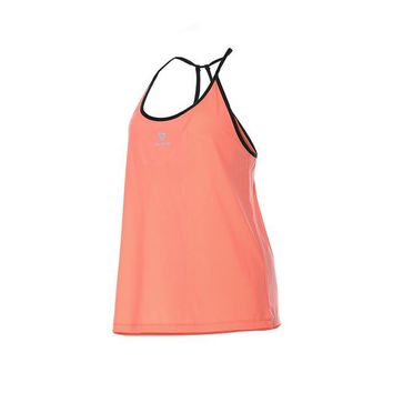 Running Vests Jogging  Women Sexy Sports Vest Girls Tank Tops Marathon Run Pilates Training Sleeveless Gym Shirts Fitness Breathable Fit KO_11_1