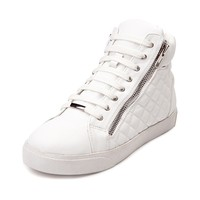 Womens Wanted Perry High Top Casual Shoe