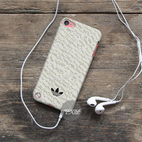 Adidas Art Yeezy Boost 350 skin Moonrock iPod Case Cover Series