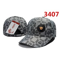 VERSACE Fashion Women Mens Casual Hat Baseball Cap