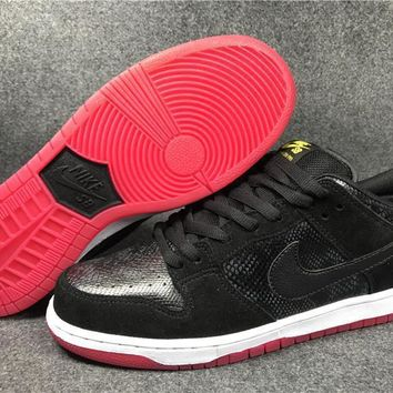 Nike Dunk Sb Low Snake Eyes 313170 017 Size 36 45