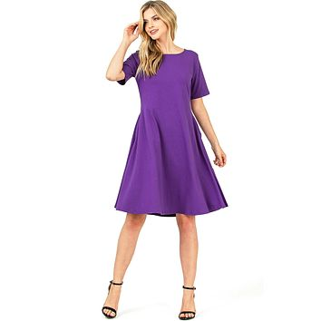 Morningside T-Shirt Dress