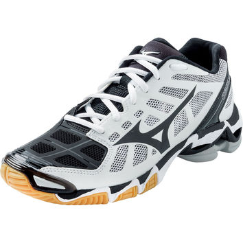Mizuno Wave Lightning Rx2 Mens White Black