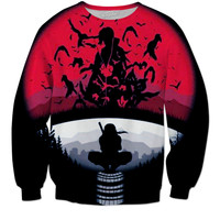 - naruto themed sweater