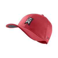 Nike TW Ultralight Tour Adjustable Golf Hat (Red)