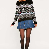Urban Outfitters Fair Isle Jumper - Urban Outfitters