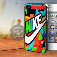 Just Do It Nike Full Color case for iPhone 5,5s,5c,4,4s,6,6+/iPod 4th 5th/Samsung Galaxy S3,S4,S5/Note 2,3/HTC One/LG Nexus