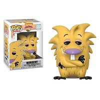 Norbert Funko Pop! Animation Nickelodeon Angry Beavers