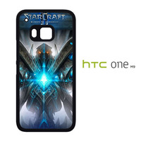 Star Craft II Wings of Liberty Z0875 HTC One M9 Case
