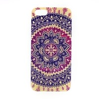 Coromose Stylish Million Spent Pattern Case For Iphone 5C