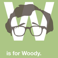 W is for Woody Art Print by Albert Blanchet | Society6