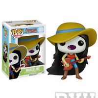 Funko Pop! TV: Adventure Time - Marceline with Guitar - Vinyl Figure