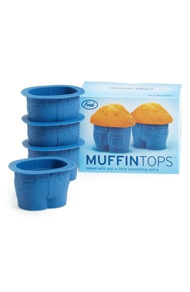 Muffin Tops Baking Cups : Fred friends muffin tops baking cups from nordstrom