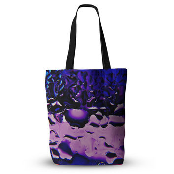 "Maynard Logan ""Window Purple"" Everything Tote Bag"