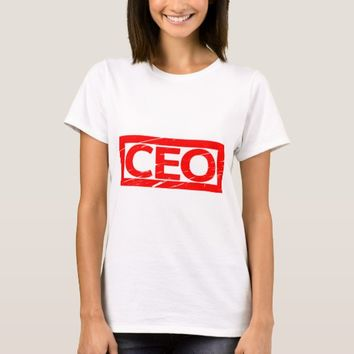 CEO Stamp T-Shirt