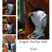 Haku dragon hat