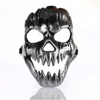 Halloween horror skeleton masks Plating Retro skull mask /party cosplay / paintball mask field/Metallic simple sense