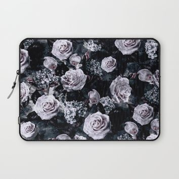 Dark Love Laptop Sleeve by RIZA PEKER