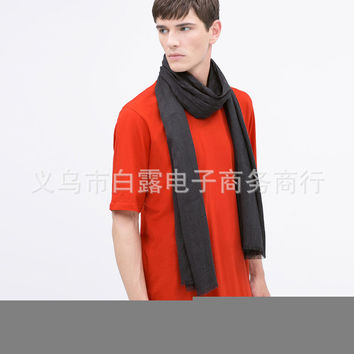 Men Summer Scarf [6047077569]