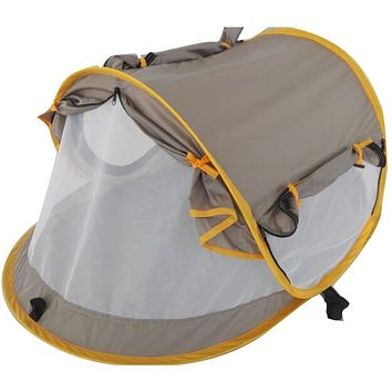 Children Kids Folding Camping Mosquito Net Tent Travel Beach Baby Tent