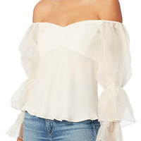 Exclusive for Intermix Amur Off The Shoulder Top - INTERMIX®