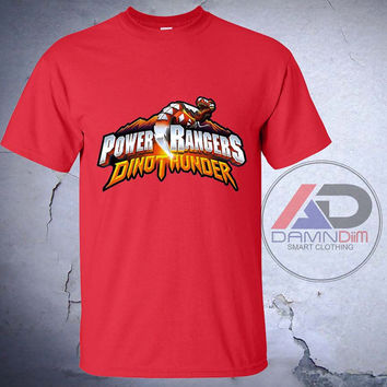 Power Ranger Dino Thunder , Power Ranger Dino Thunder  tshirt, Power Ranger Dino Thunder  shirt, Tshirt youth, kids tshirt, and Adult Tshirt