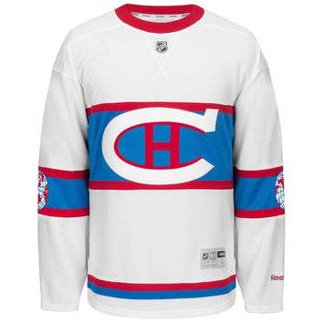 Montreal Canadiens 2016 NHL Winter Classic Premier YOUTH Replica Hockey Jersey