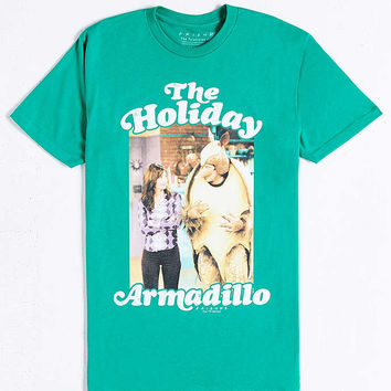 Friends Holiday Armadillo Tee - Urban Outfitters