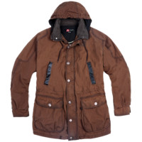 Kings Cross Jacket in Brown