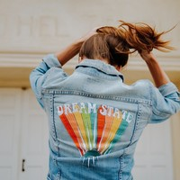 Dream State Denim Jacket
