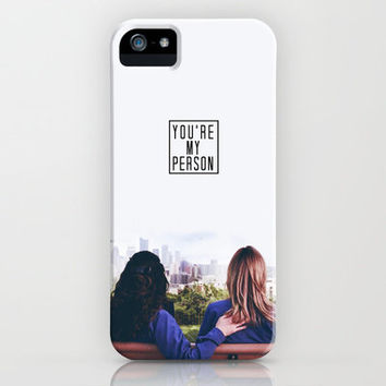 Greys Anatomy: Twisted Sisters iPhone & iPod Case by drmedusagrey