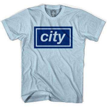 Manchester City Oasis Inspired T-shirt