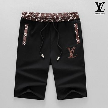Boys & Men Louis Vuitton Fashion Casual Sport Shorts
