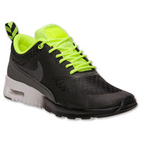 Women's Nike Air Max Thea Woven Running Shoes