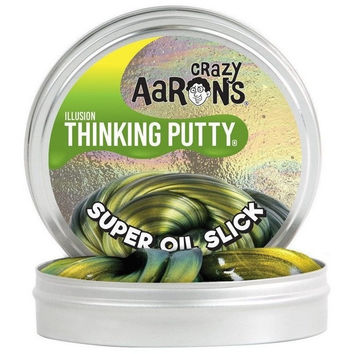 Crazy Aaron's Super Illusions Thinking Putty