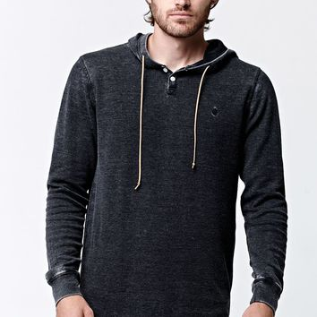 Volcom Murphy Thermal Hooded T-Shirt - Mens Tee